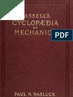 CASSELS CYCLOPAEDIA OF MECHANICS – PAUL HASLUCK
