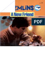 Gremlins a New Friend Storybook