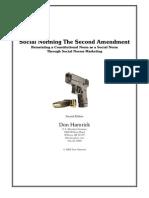 Social Norming the 2nd Amendment