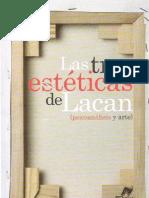 21478795-Recalcati-Massimo-et-al-Las-tres-esteticas-de-Lacan-psicoanalisis-y-arte-2006