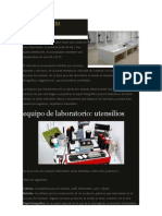 El Laboratorio fotografico