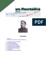 Algebra Recrecativa-Yakov Perelman