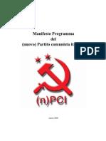 manifesto programma (n)pci1
