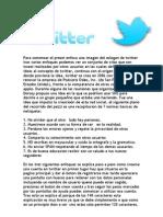 Twitter Notas