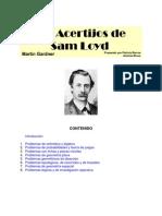 Los Acertijos de Sam Loid- Martin Gardner