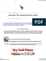 Nu Energy™ Research Archive