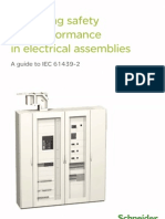 Improving Safety and Performance in Electrical Assemblies. a Guide to lEC 61439-2
