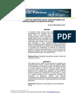 A AVALIAÇÃO DA POLÍTICA DE ASSISTÊNCIA SOCIAL COMO INSTRUMENTO