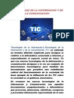 Tecnologias de La ion y de La Comunicacion Sp