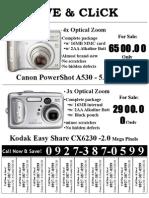Capture These Savings
