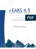 Peaks Studio Manual 45