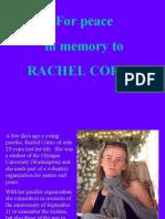 RachelCorrie