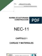Nec2011 Cargas y Materiales Oct28