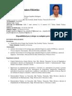 Curriculum j Depablos Inter