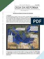 História da teologia - patrística, pré-escolástica e escolástica [resumo]