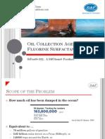 Sifchem surfactant oil collector slides
