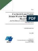 Jar Test Report