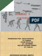 Trabajo Antropologia El Hombre y La Cultura