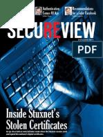 secureview_2q_2011