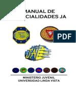 Manual de Especial Ida Des