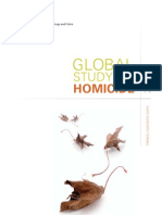 Global Study on Homicide 2011