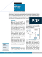The Application of Trial Methodologies for Measuring Gprs