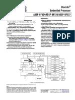 BF537 Datasheet