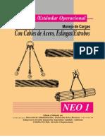 NEO-01 Manejo de Cables y Eslingas