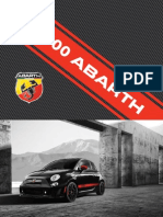 Fiat USA - 2012 US Fiat 500 Abarth Press Kit