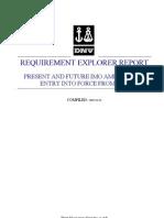 IMO Amendments 2009-03
