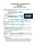 Uttaranchal Gramin Bank Recruitment 2012 for Officer Scale-I and Office Assistants Jobs