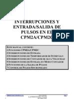 Iycnet Interrupciones Pulsos en Cpm2