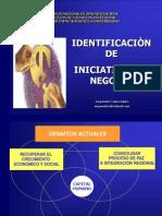PRESENTACIÒN 1 -IDENTIFICACIÒN IDEAS DE NEGOCIO