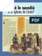¿Qué le sucedió a la Iglesia de Cristo? - Fernando Vera