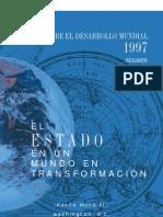 Banco Mundial 1997