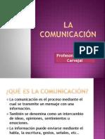 Comunicacion y Funciones Del Lenguaje