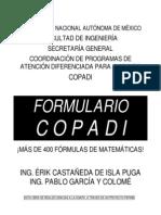 Formulario COPADI
