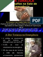 Dor Torácica e TEP Positivo 2008