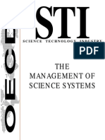 OCDE 1999b Mgt Science Systems