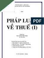 Giao Trinh Thue