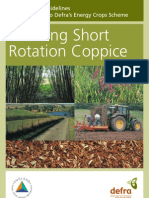 Growing Short Rotation Coppice