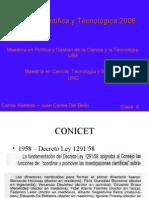 3 - Pol CyT - Clase 6