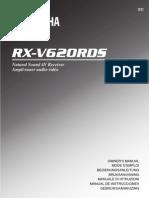 Rx-V620rds e Kai1