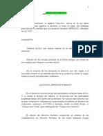 Apuntes de Derecho Romano i[1]