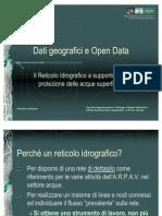 Dati geografici e OpenData
