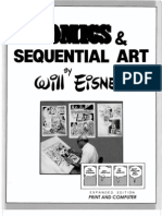Will Eisner - Theory of Comics & Sequential Art