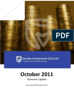 SIMS Monthly Economic Report_October 2011