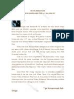 Biografi Singkat Syeikh Muhammad Muda Waly Al-khalidy (by Tengkiu Muhammad shigly