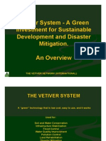 Vetiver System Power Point