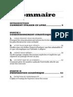 Prépa HEC, d'Admissible à Intégré, Table Des Matières | Integrerhec.fr